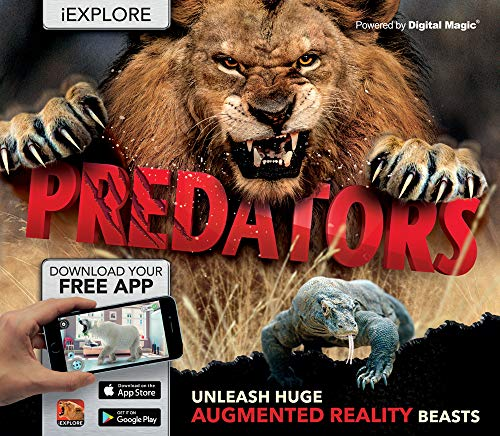 Predators: Unleash Huge Augmented Reality Beasts (iExplore)