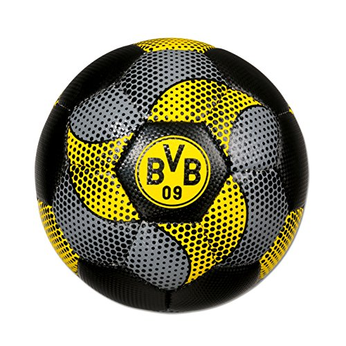 BVB-Ball met carbonpatroon (maat 5) one size