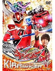 スーパー戦隊シリーズ 魔進戦隊キラメイジャー VOL.1 [DVD]