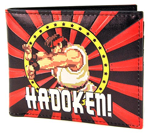 Street Fighter Wallet - Hadoken (Capcom)