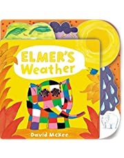 Elmer's Weather. Tabbed Board Book (Elmer Picture Books)