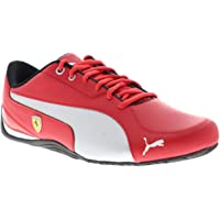Puma Scuderia Ferrari Drift Cat 5 NM Men's Shoes (Rosso Corsa White)