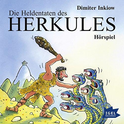 Couverture de Die Heldentaten des Herkules