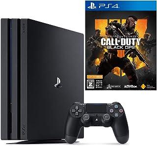 PlayStation 4 Pro ジェット・ブラック 1TB + コール オブ デューティ ブラックオプス 4 セット【CEROレーティング「Z」】 CUH-7200BB01