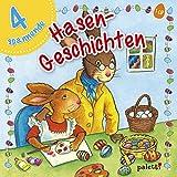 Oster Kinder CD Das verschwundene Osternest, mit Hasen Hanni und Pia, dem Osterhasen, Elster Erna uva., Hasengeschichten und 3 weitere spannende Tiergeschichten Hörbuch
