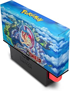 Capa Anti Poeira Nintendo Switch - Pokémon Sword And Shield