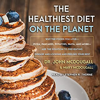 The Healthiest Diet on the Planet cover art