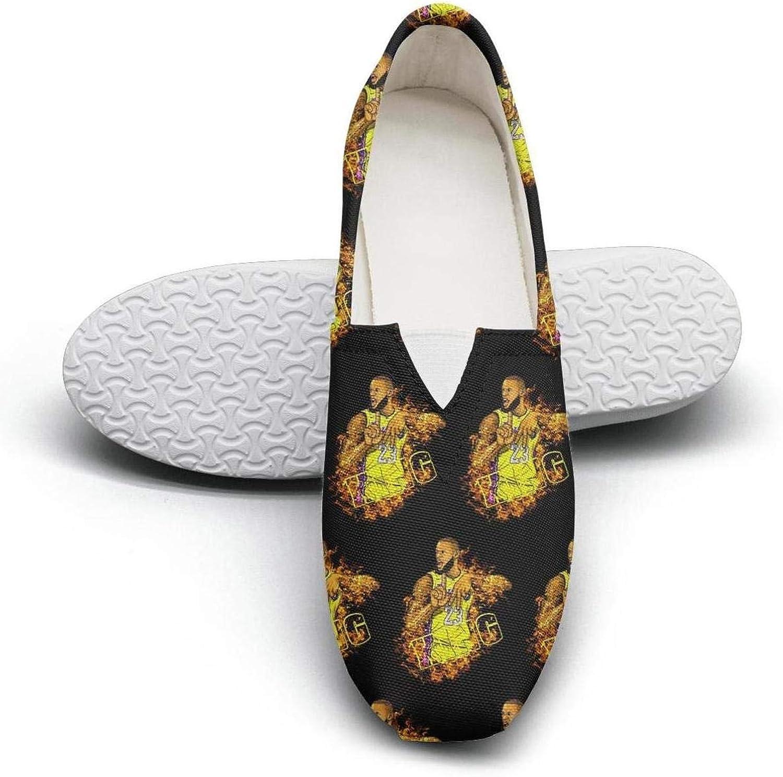 JJDSFE Cool Canvas Lightweight Alpargata Ballet Slip-Ons Flats shoes Sneakers for Women
