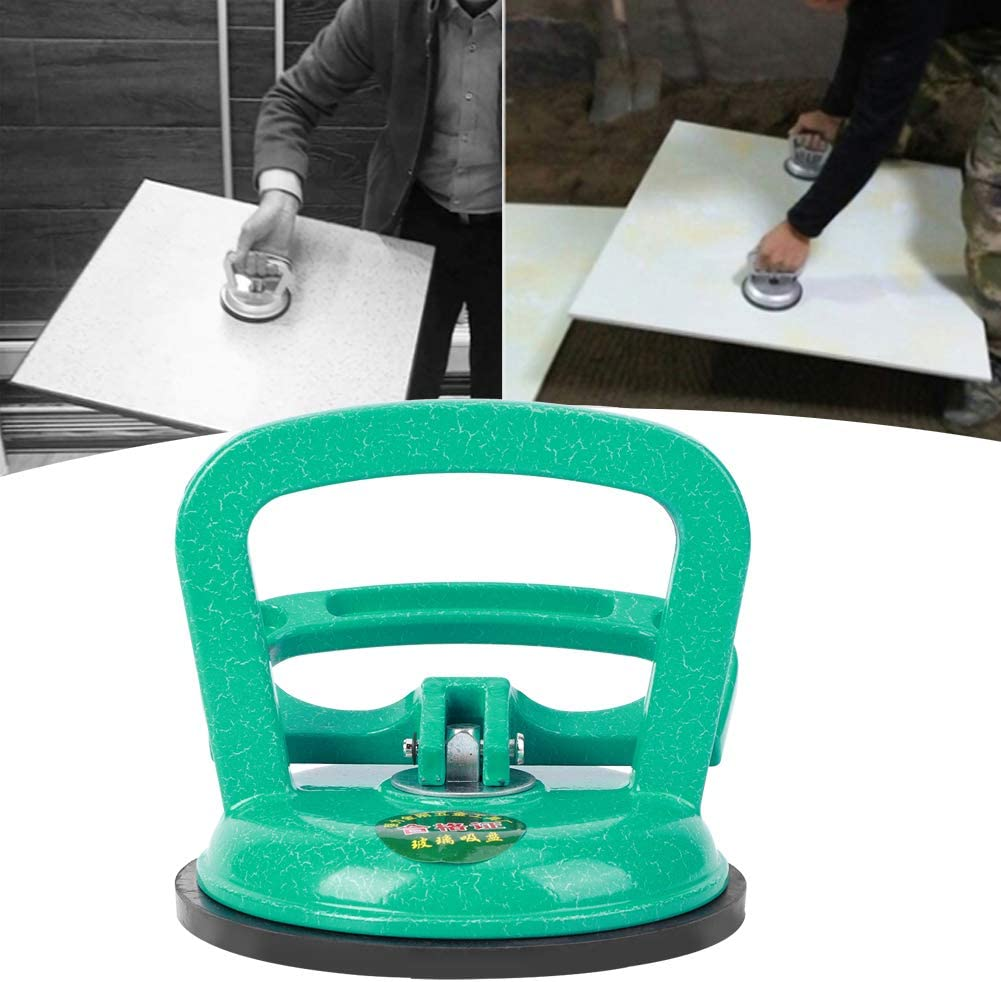 Green Ranking TOP3 Glass Lifter 113 x 122mm Sale special price Aluminum Handle alloy for