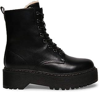 Steve Madden Women's Bettyy Combat Boot