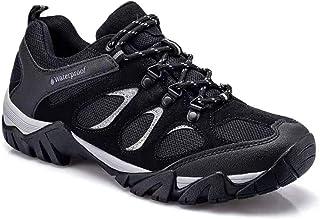 ZASEPY الرجال ماء المشي أحذية خفيفة الوزن في الهواء الطلق مقاومة للانزلاق تنفس المشي لمسافات طويلة الرحلات.