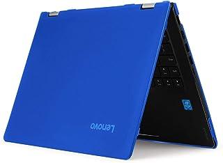 """mCover Hard Shell Case for 15.6"""" Lenovo Yoga C740 (15) Series 2-in-1 Laptop (NOT Fitting Other Lenovo laptops) (Yoga_C740_15 Blue)"""