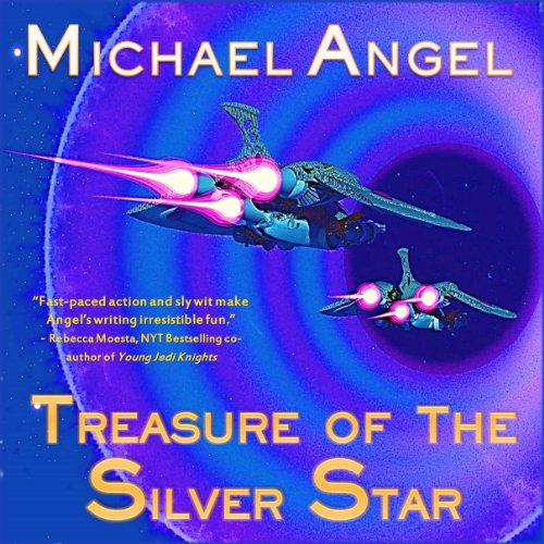 Treasure of the Silver Star audiobook cover art
