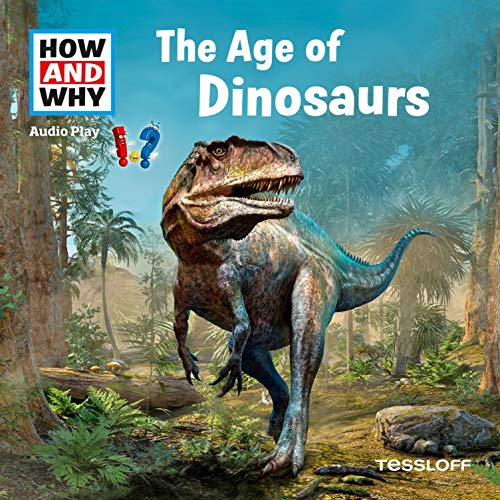 The Age Of Dinosaurs Titelbild