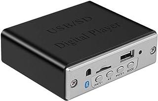 Iycorish MP3 Decoder Board Decoding Module MP3 WAV U Disk TF Card USB/Digital Player Audio Board with Remote for Car