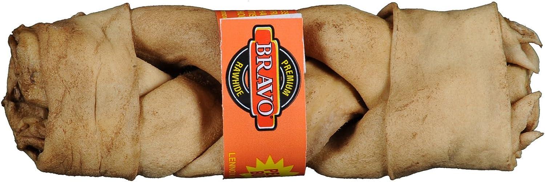 Bravo Braided Stick Peanut Butter 67'' (1517cm) (Pack of 30)