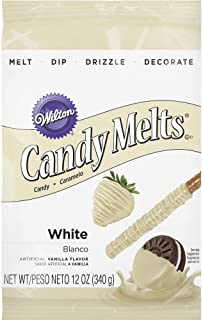 vanilla candy coating