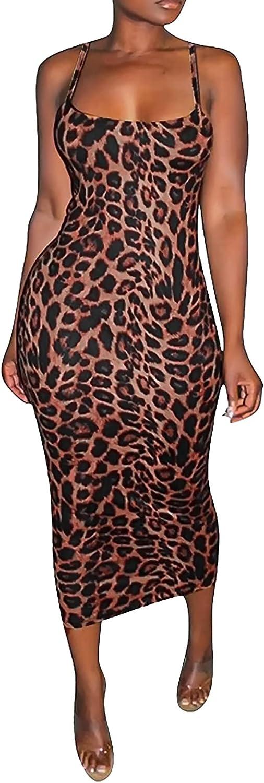 BLITYA SummerDresses Sexy Dresses for Club Night Bodycon Dress Spaghetti Strap