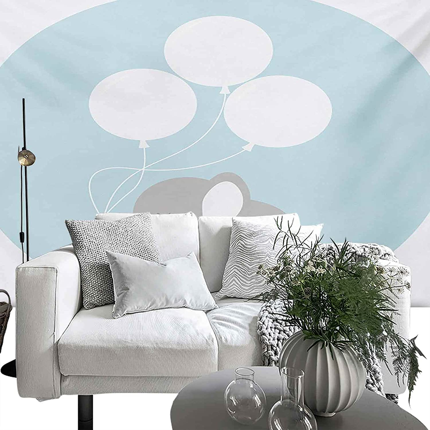 Self-Adhesive Wallpaper Wall Decoration Max 90% OFF Baby Nursery with Little A surprise price is realized