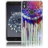 bq Aquaris X5 Plus Passend Traumfänger Handy-Hülle Silikon - staubdicht, stoßfest und leicht - Smartphone-Hülle
