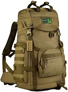 Huntvp 55L Tactical Military MOLLE Backpack Rucksack