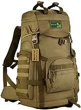 Huntvp 55L Tactical Military MOLLE Backpack Rucksack