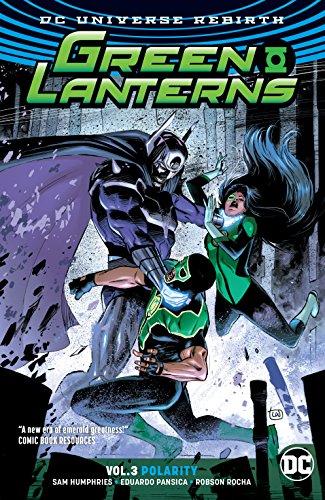 Green Lanterns (2016-) Vol. 3: Polarity (English Edition)