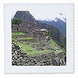 3dRose qs_29334_1 Machu Picchu in Peru Reise-Fotodecke,