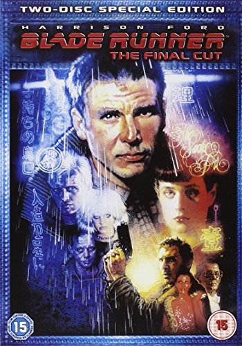 Blade Runner: The Final Cut (2-Disc Special Edition) [DVD] [1982] by Harrison Ford
