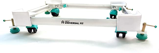 LSRP'S Universal Fit™ The Heavyweight+ Stand/Trolley (100% Heavy Gauge Mild Steel - Load Capacity 180Kgs) for Top Load & F...