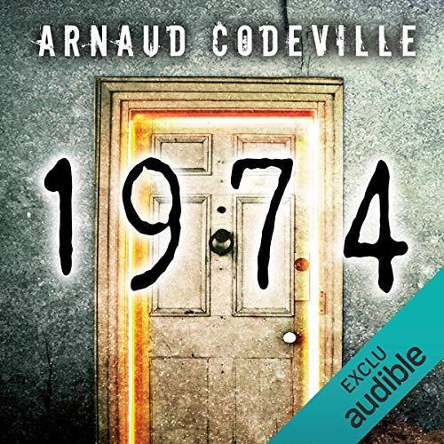 1974 audiobook cover art