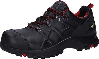 Haix Black Eagle Safety 54 Mid Moderne-Sportif, Design combiné avec la Technologie de sécurité innovante