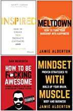 Inspired How to Create Tech Products Customers Love [Hardcover], Meltdown How To Turn Your Hardship Into Happiness, How To...