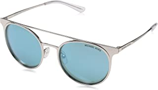 Michael Kors Sunglasse for Women, Oval, 55 mm