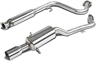 For 05-10 Chevy Cobalt Catback Exhaust System 3.5 inches Tip Muffler - LS LT LTZ 2.2L