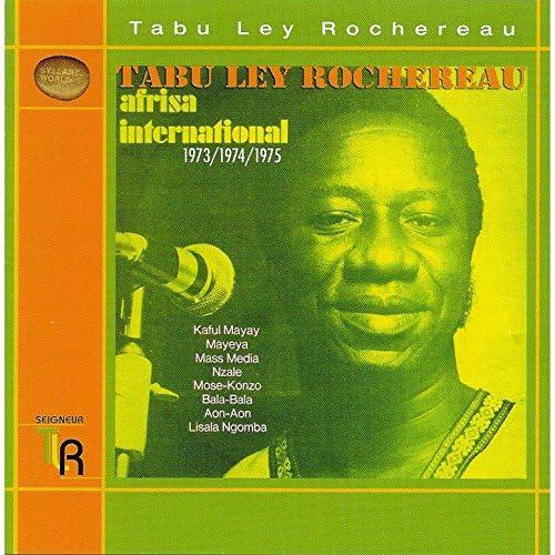 Tabu Ley Rochereau & L'Afrisa International