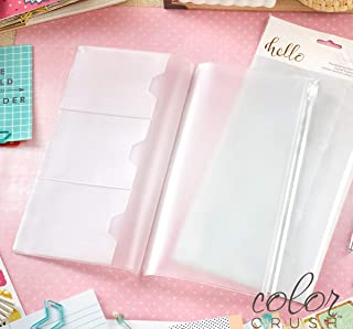 Webster's Pages Travelers Notebook Pocket Wraps Inserts (P1033)