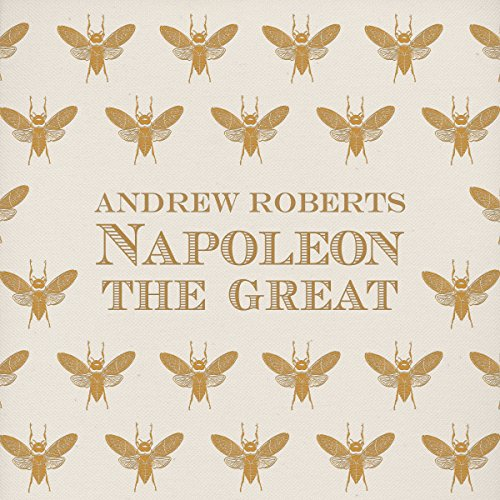 Napoleon the Great audiobook cover art