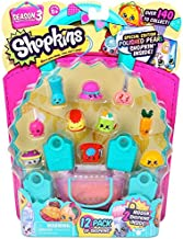 Shopkins Season 3 (12-Pack) - Characters May Vary (Discontinued by manufacturer)