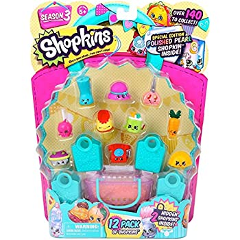 Shopkins Season 3 (12-Pack) - Characters May | Shopkin.Toys - Image 1