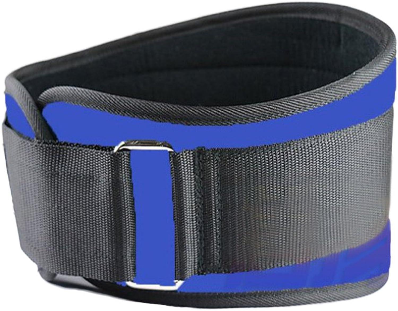 1e4da7e81cbe Silfrae Weight Lifting Back Support Belt Weight Training Lumbar ...