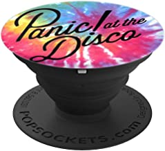 Panic Tie Dye Disco Phone Holder - PopSockets Grip and Stand for Phones and Tablets