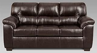 Sleeper Sofa in Austin Chocolate