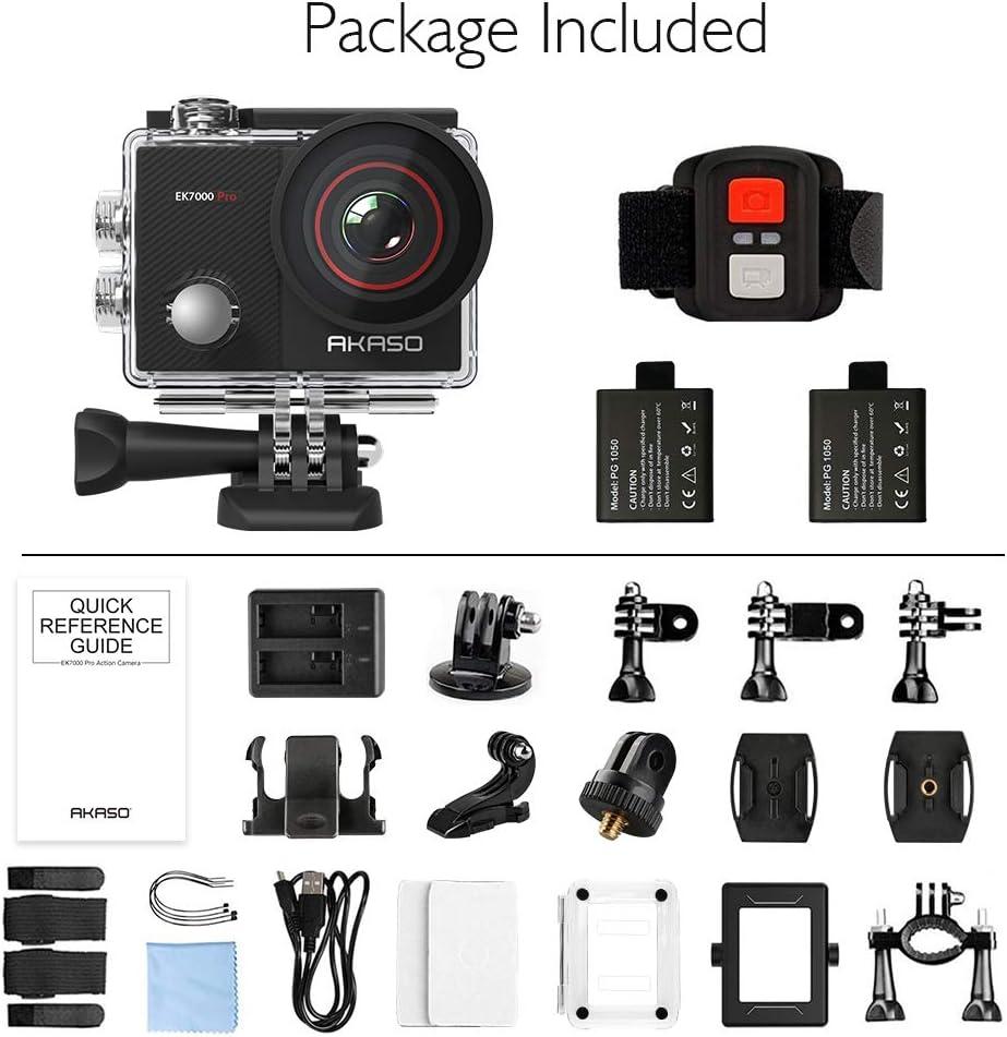 AKASO EK700 Pro Action Camera