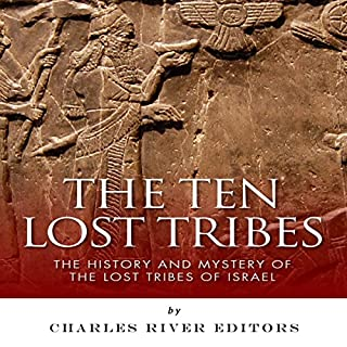 The Ten Lost Tribes audiobook cover art