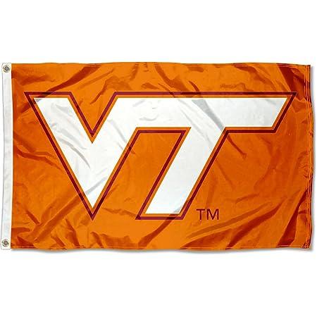 WinCraft NCAA Virginia Tech Hokies 12.5 x 18 Inch 2-Sided Garden Flag Logo