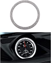 Thor-Ind Dashboard ClockFrame Trim Cover Ring for Porsche 911 718 Cayenee Boxster Macan Panamera Cayman