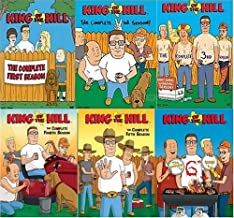 Best king of the hill series dvd Reviews
