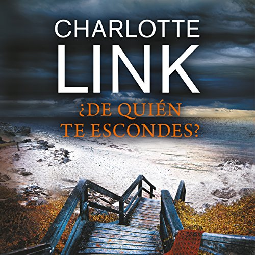 ¿De quién te escondes? [Who Are You Hiding From?] audiobook cover art