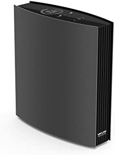 WAVLINK AC3200 Wi-Fi Router, Wireless Dual-Band Gigabit Smart WiFi Router with LCD Screen Display, 4x4 MU-MIMO,Support Gue...